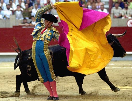 Fiestas Guirca Cappello da torero Nero in Feltro per Travestimento Matador