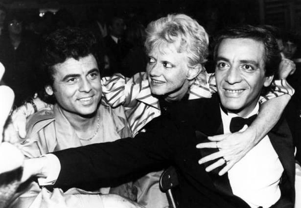 L. Tony, Rita e Mino