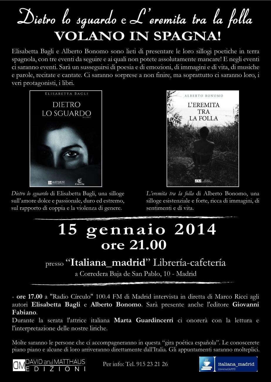Locandina Evento Madrid_15 gennaio_italiano