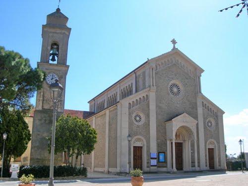 La Chiesa di S. Giovanni Battista a Montignano di Senigallia (AN)