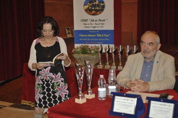 2° Premio Sezione Poesia - GLORIA VENTURINI
