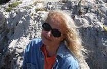 L'autrice, Maria Luisa Mazzarini.
