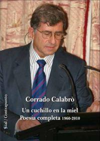 Una corposa edizione delle poesie di Corrado Calabro edite in lingua spagnola