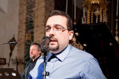 Lorenzo Spurio, autore del libro