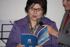 Lucia Bonanni, autrice della poesia