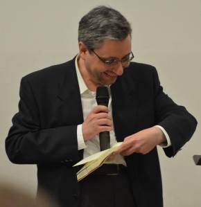 Il poeta palermitano Emanuele Marcuccio