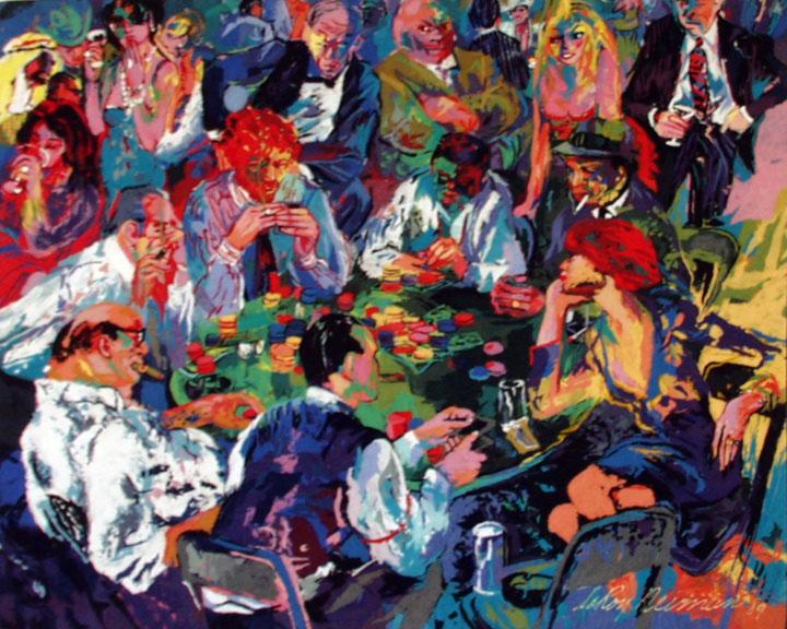 LeRoy-Neiman-Stud-Poker-1980