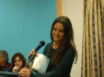 Serena Maffia Nettuno 8 marzo 2008
