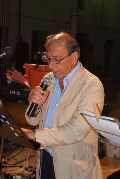 Gaetano Catalani, vincitore del 1° Premio per la poesia in italiana