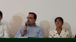 Lorenzo Spurio (Presidente di Giuria) e Susanna Polimanti