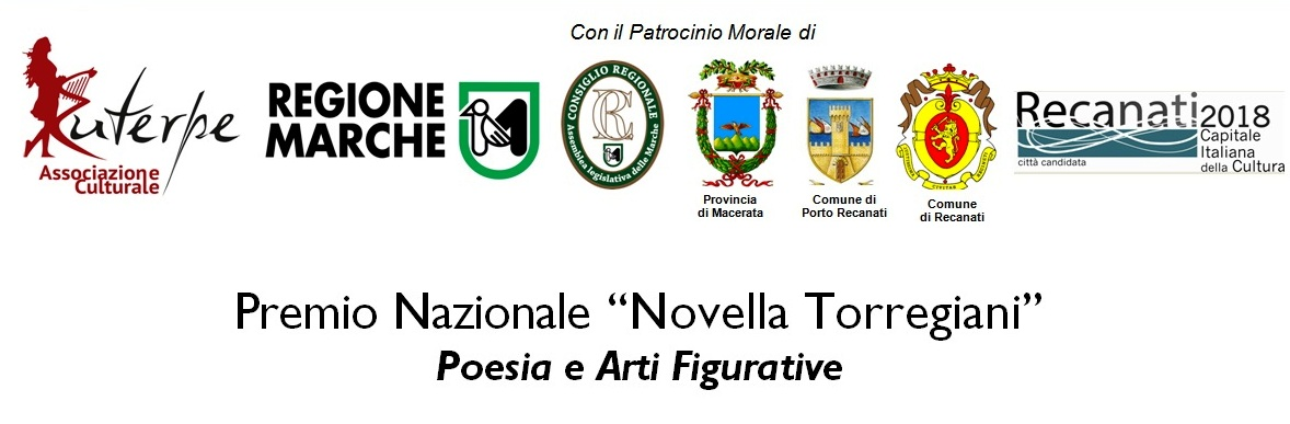"""Il bando del I Premio Nazionale """"Novella Torregiani"""" (poesia e fotografia)"""
