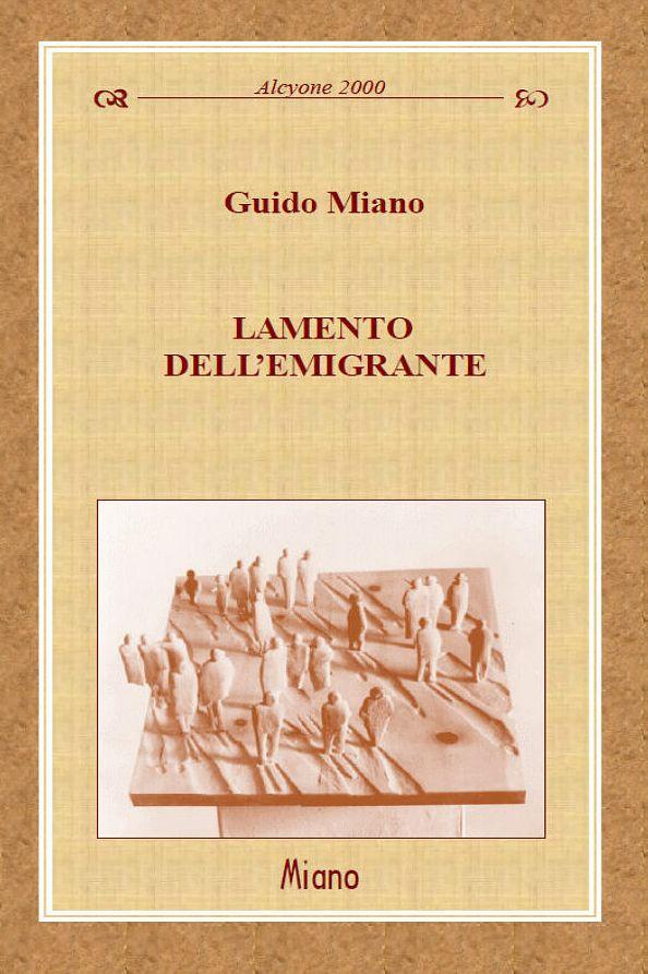 Miano Guido - Lamento dell'emigrante (.JPG