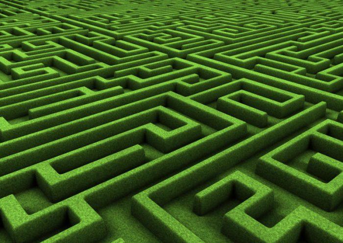 1 - Arianna labirinto