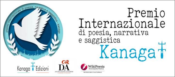 Premio Internazionale di Poesia Narrativa e Saggistica Kanaga