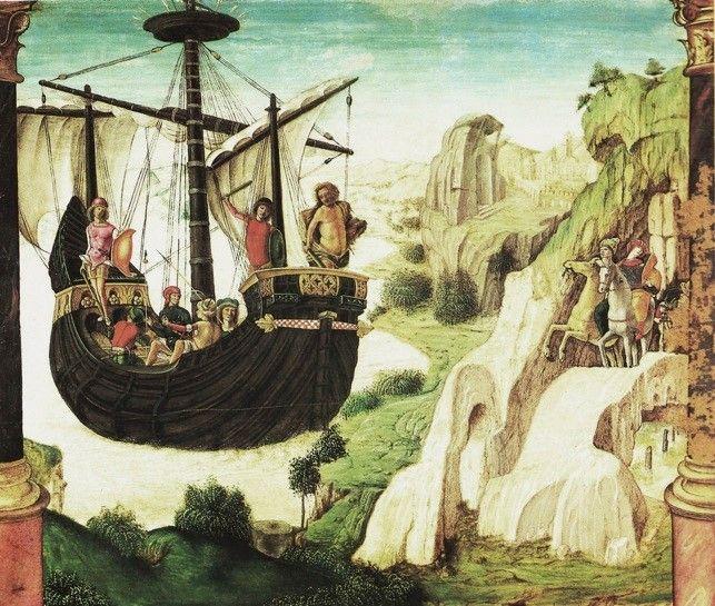 dipinto argonauti