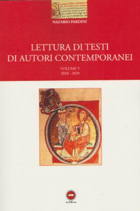 """""""Nazario Pardini, """"Lettura di testi di autori contemporanei"""", vol. V, 2018-2020 (Ed. The Writer) - di Lorenzo Spurio"""